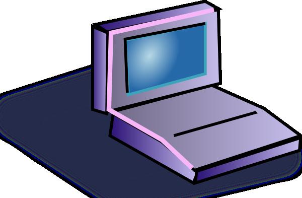 Netbook clip art Free Vector / 4Vector.
