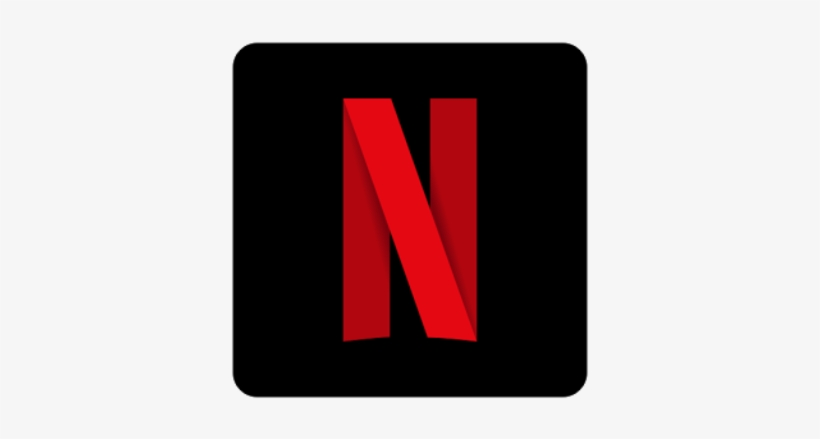 Netflix app download free clipart with a transparent.