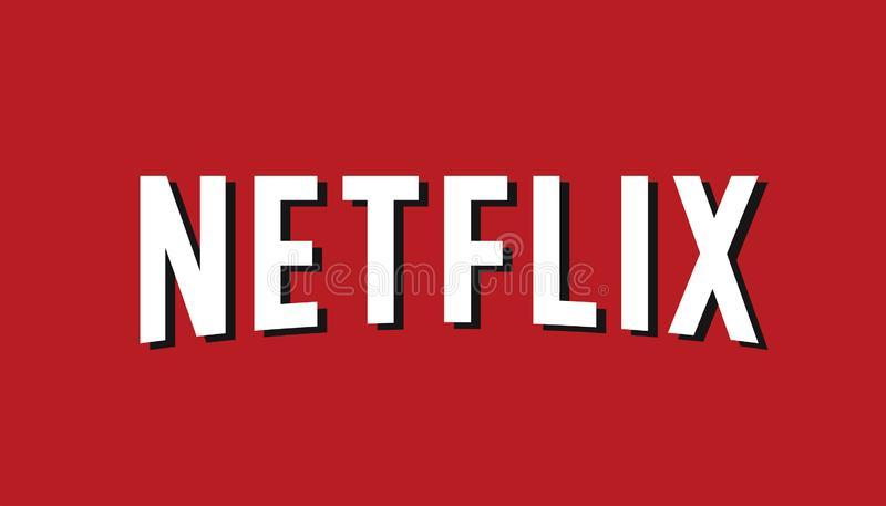Netflix Stock Illustrations.