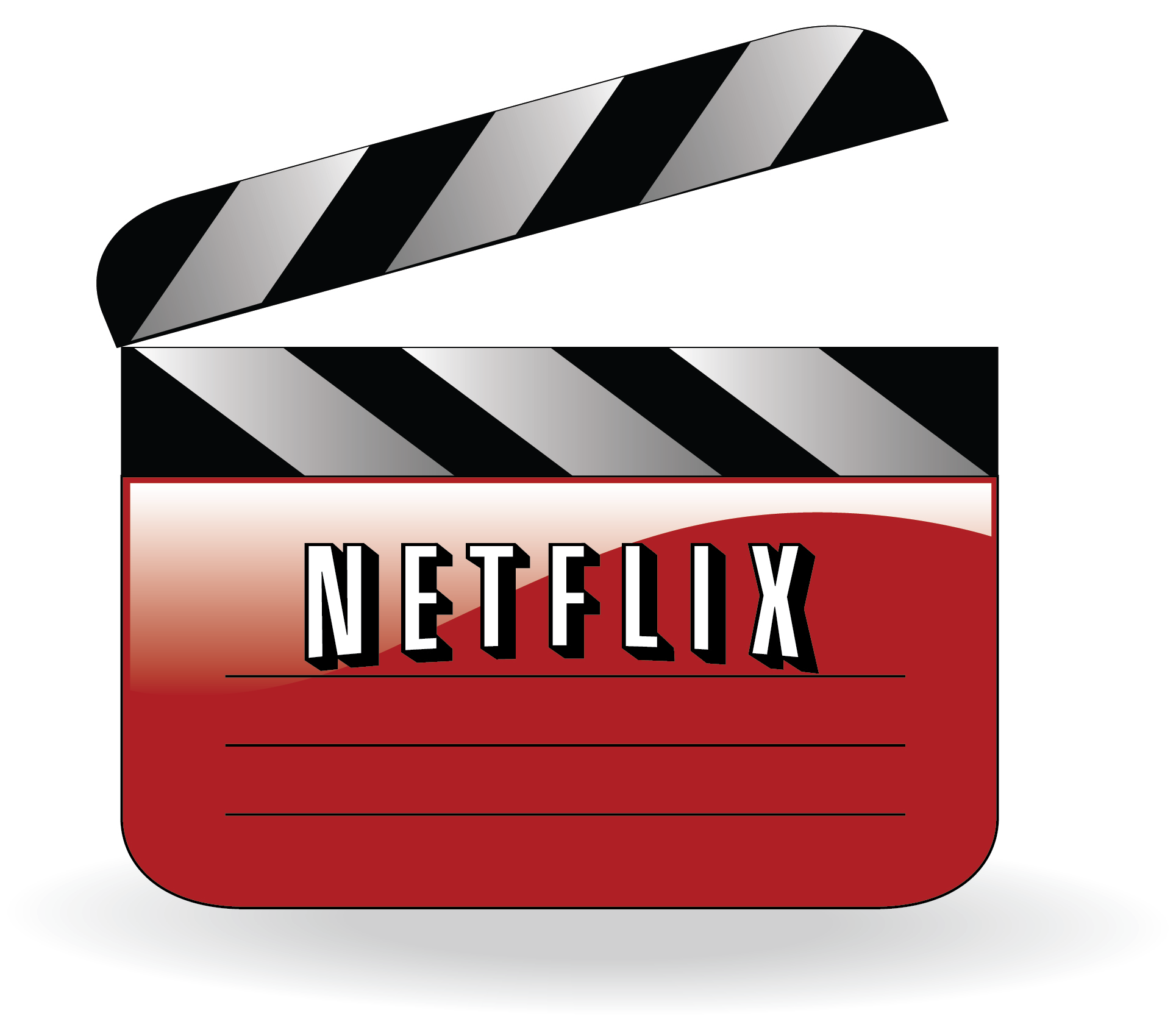 Netflix Clipart Transparent.