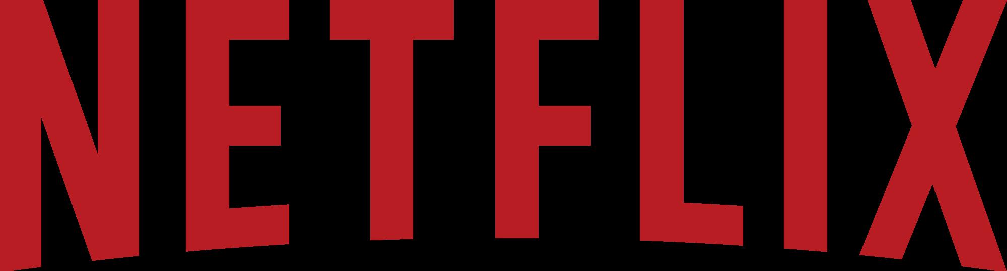 Netflix Logo Clipart.
