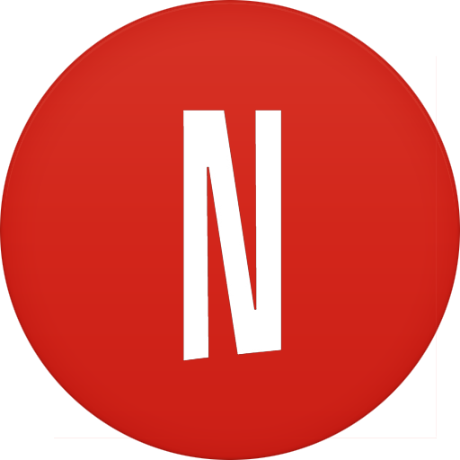 Netflix icon.