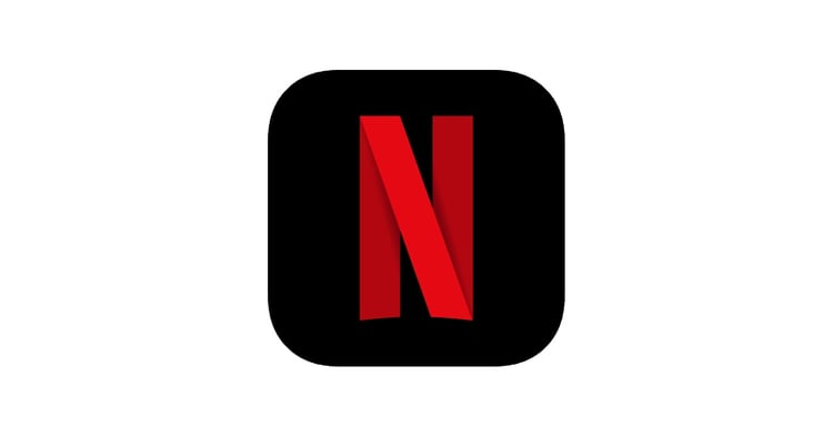 Netflix png uploaded by aestheticnic0le on We Heart It.