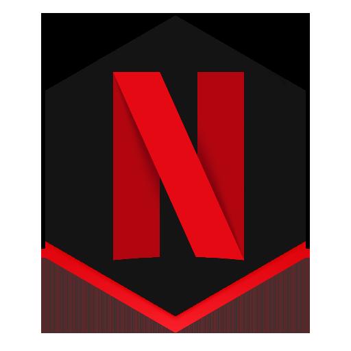 Netflix Icon Transparent #216942.