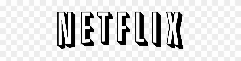 Netflix Logo With Transparent Background.