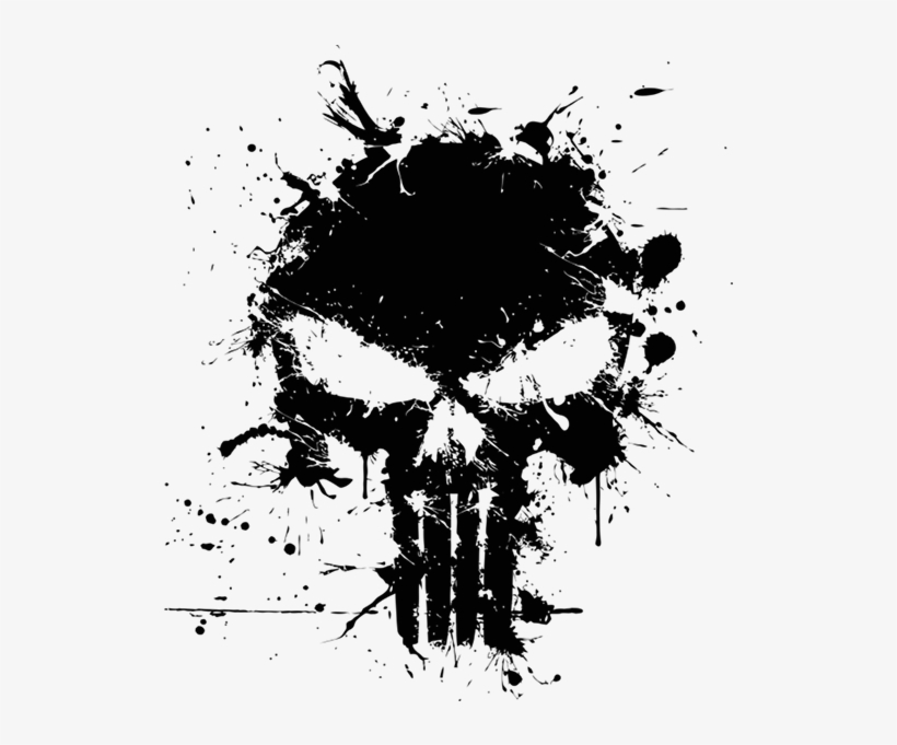 The Punisher Netflix Logo Png.