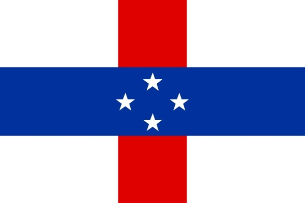 Netherlands Antilles clip art Free vector in Open office drawing.