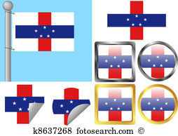 Netherlands antilles Clipart Vector Graphics. 138 netherlands.
