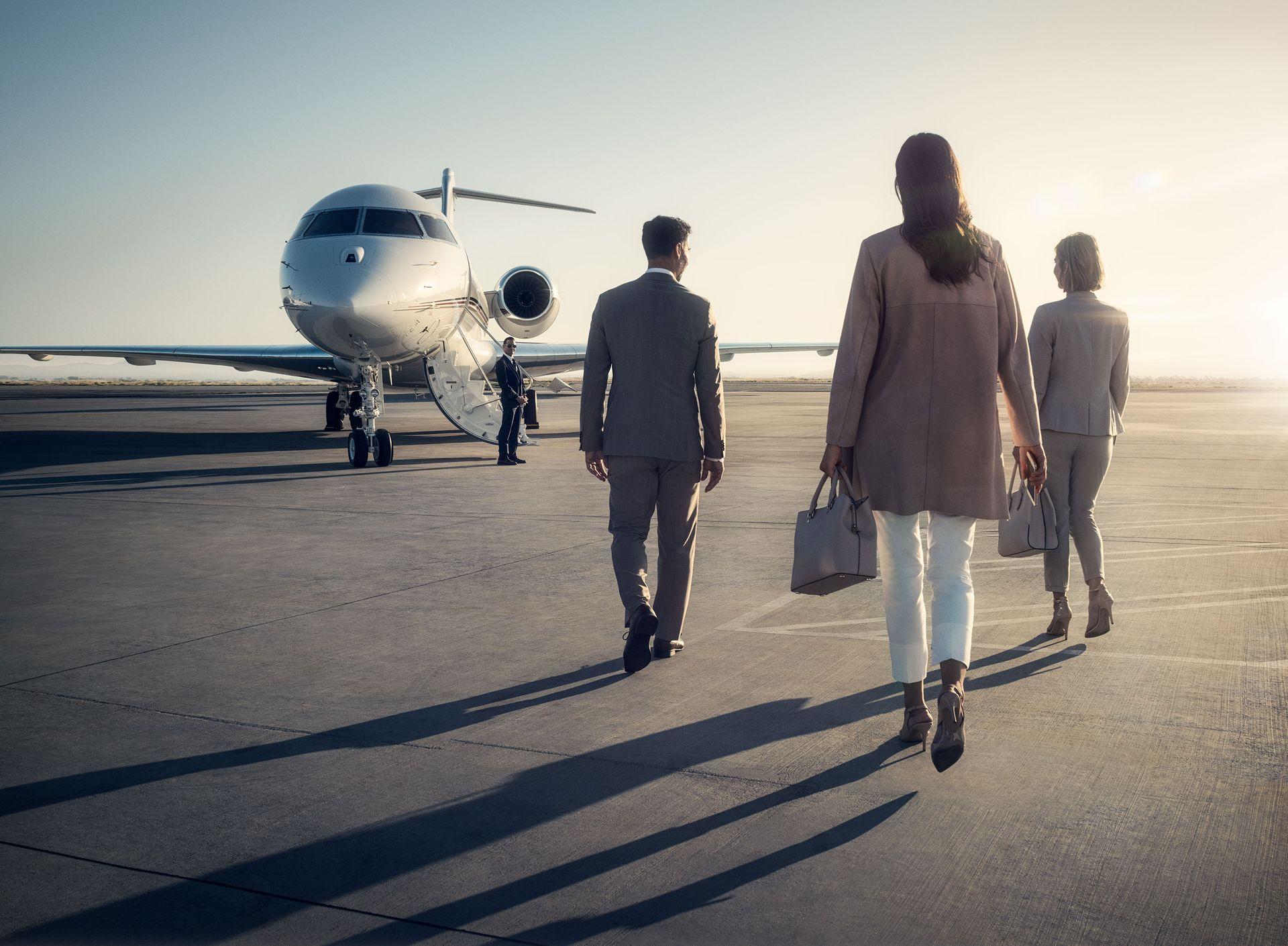 Private & Corporate Jet Programs.