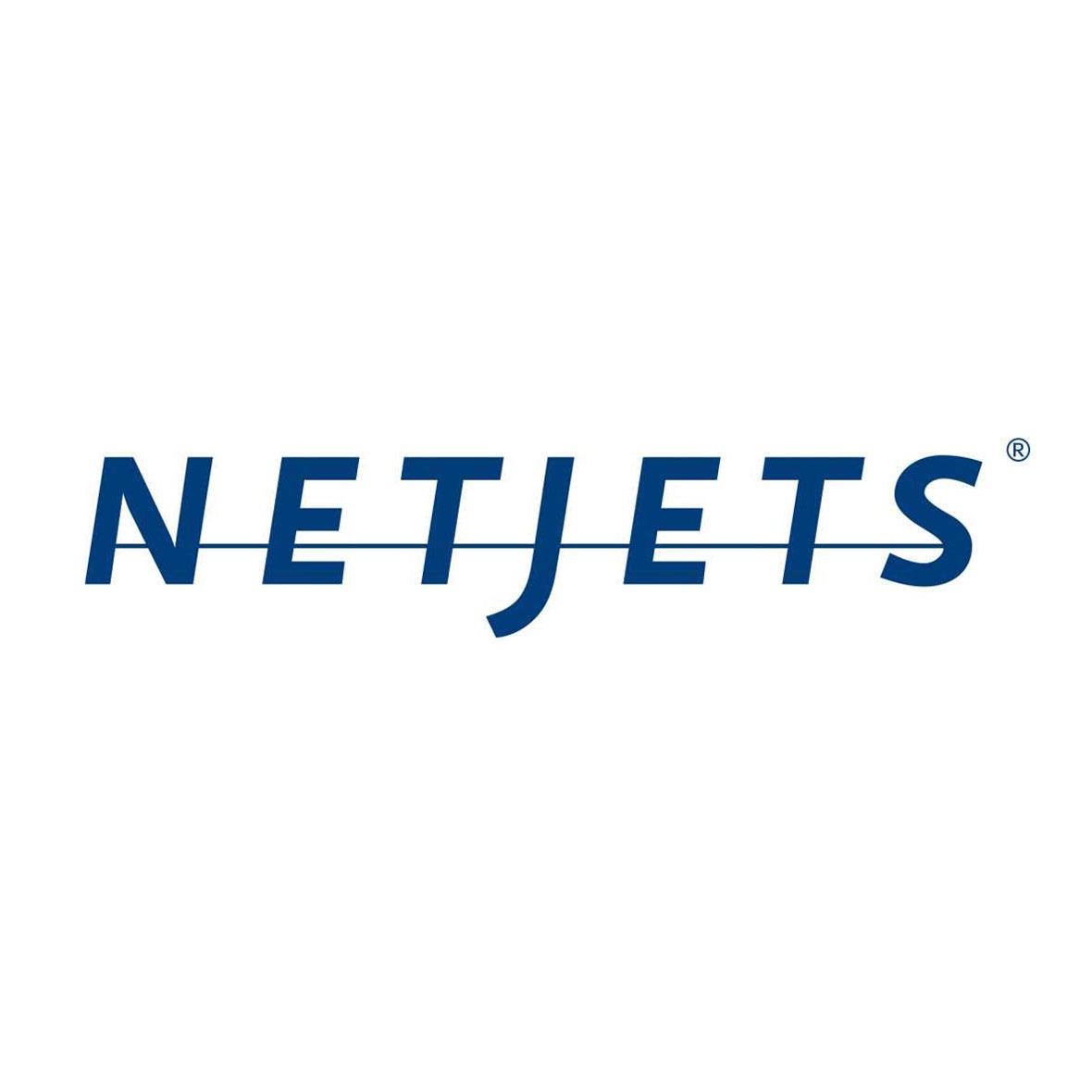 Netjets Logos.