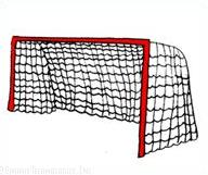 Free Soccer Nets Clipart.