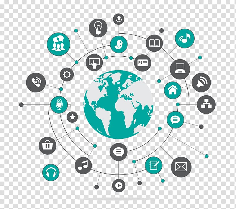 Computer network Computer Icons Internet of Things Digital.