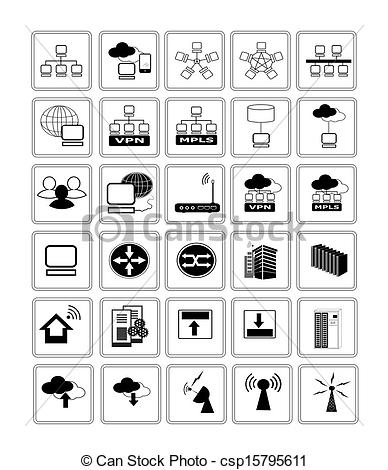 network clipart collection #13