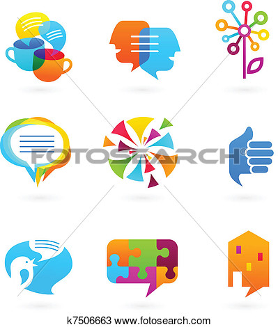 Network Clipart Collection.