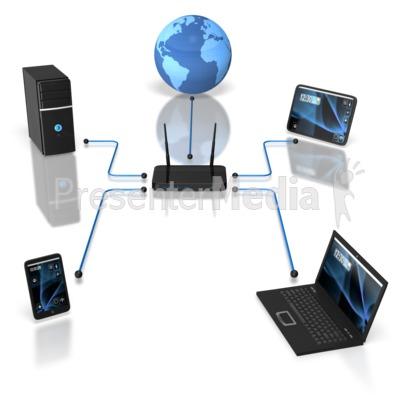 Wireless Device Network.