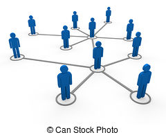 Network Illustrations and Clip Art. 947,591 Network royalty.