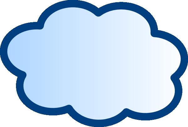 Network Cloud Clip Art at Clker.com.