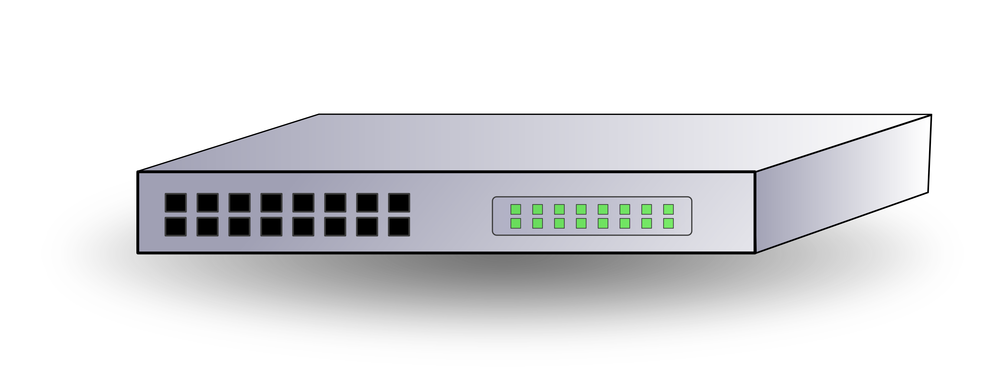 Network Switch Clipart.