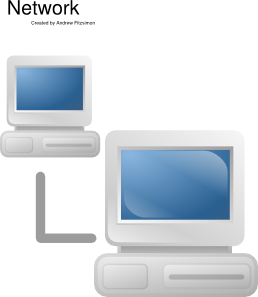 Computer Network Clip Art at Clker.com.