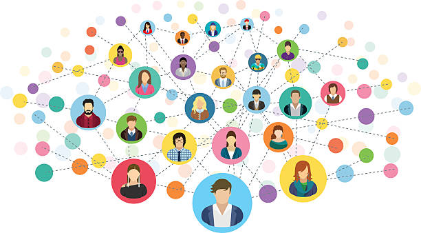 Networking Clipart & Look At Clip Art Images.