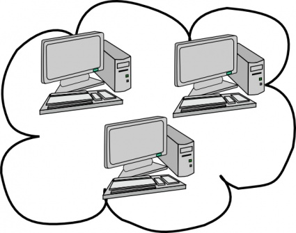 Network Clipart.