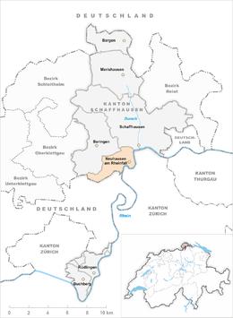 Neuhausen am Rheinfall.