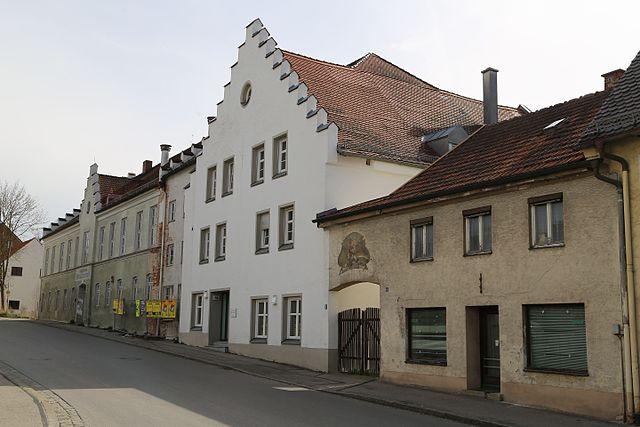 Liste der Baudenkmäler in Neumarkt.