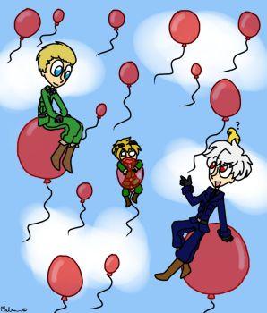 luftballons.