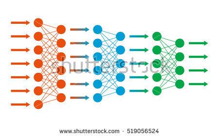 Neural Network Stock Photos, Royalty.
