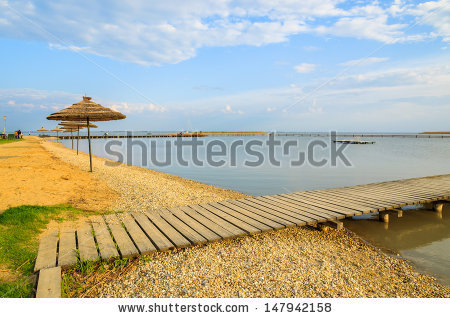 Lake Neusiedler See Stock Photos, Royalty.