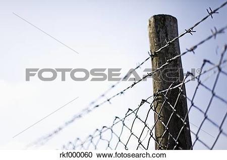 Stock Photography of Germany, North Rhine Westphalia, Neuss, Wire.