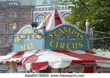 Stock Photography of Snack stall, Neustadt, Hamburg, Germany.