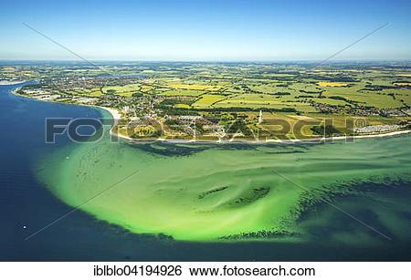 Stock Images of Pelzerhaken, Baltic Sea, Bay of Lubeck, Neustadt.