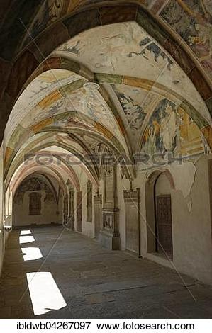 Picture of Cloister in the Augustinter.