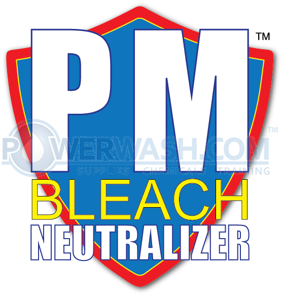 PM Bleach Neutralizer (5 Gallons).