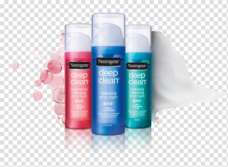 Lotion Sunscreen Cleanser Neutrogena Cosmetics, others.
