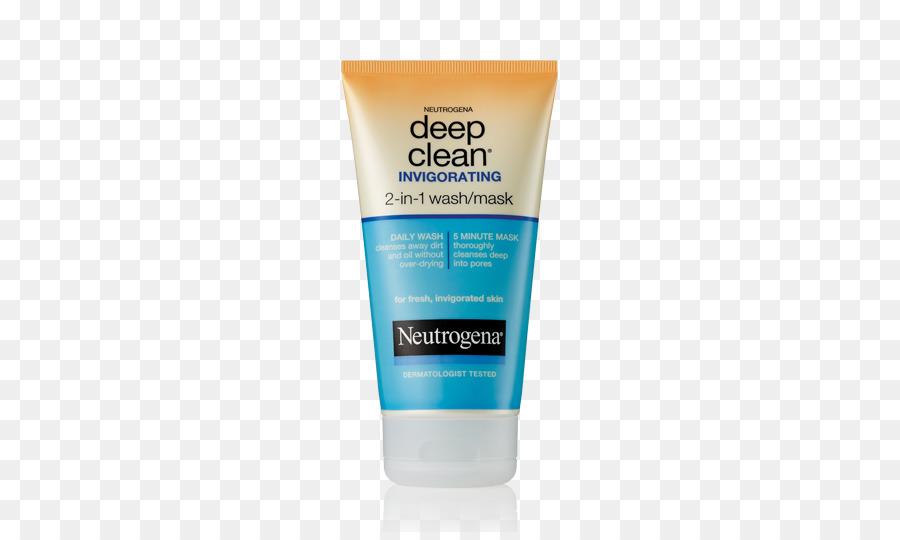 Neutrogena Skin Care png download.
