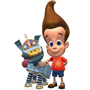 Cartoon Clipart: Jimmy Neutron Clip Art.