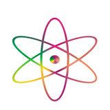 Neutrons Stock Illustrations.