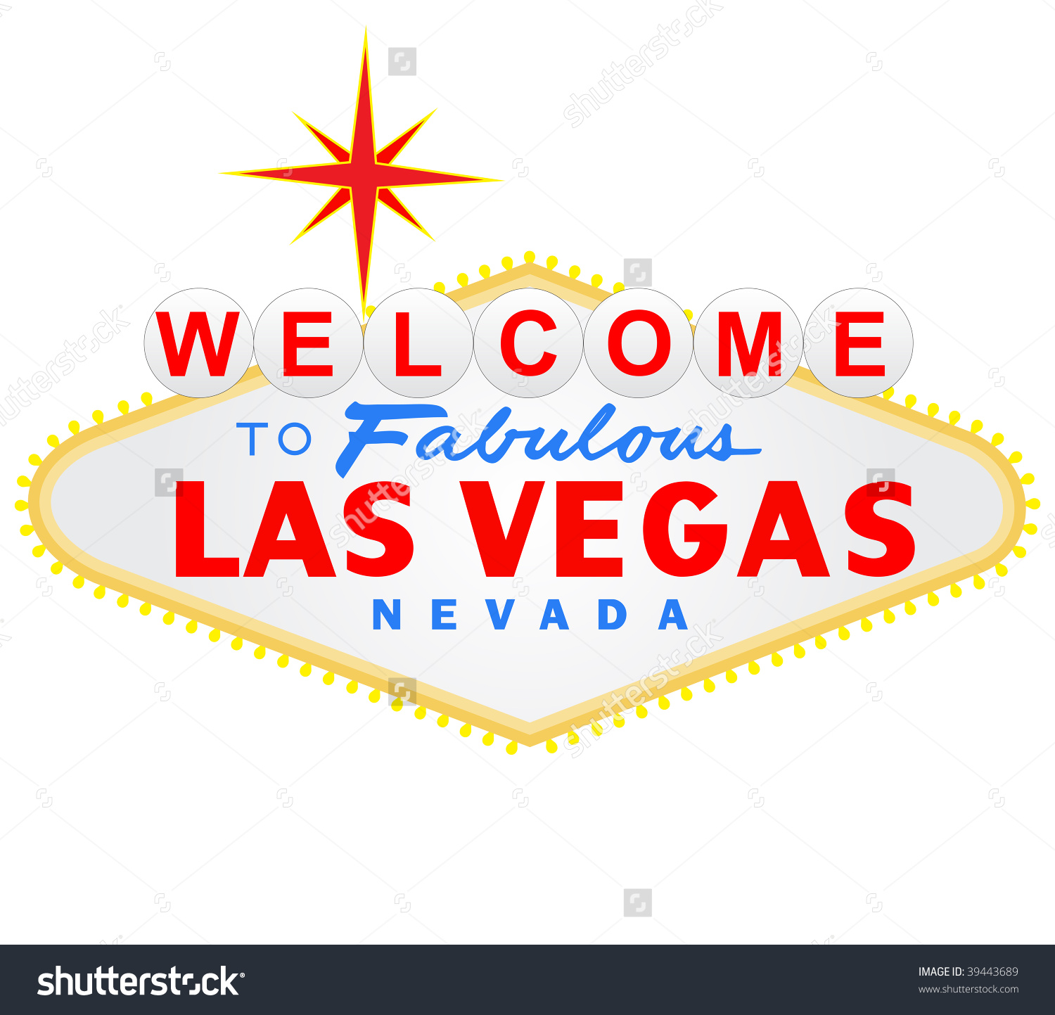 Welcome To Las Vegas Sign Clip Art.