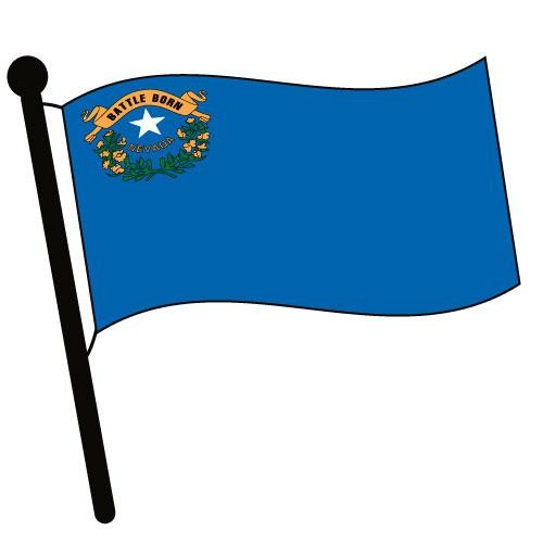 Free clipart for nevada day.