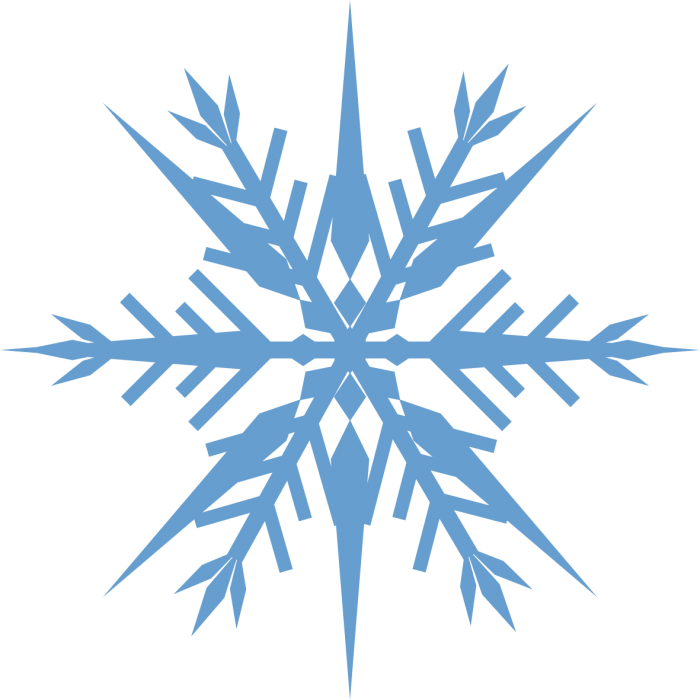 Flocos Neve Png Vector, Clipart, PSD.