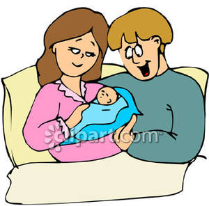 New Dad Clipart.