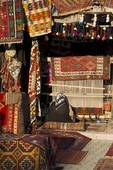 Pictures of Rug shop with weaver at Goreme, Cappadocia, also.