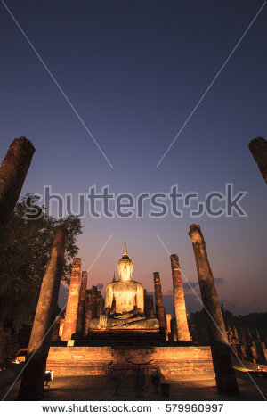 Sukhothai Stock Photos, Royalty.