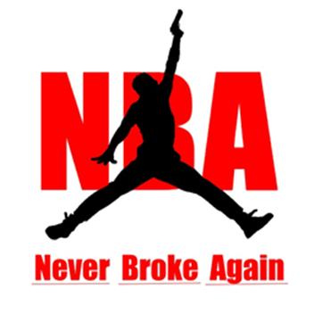 Never broke again Logos.