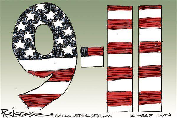 9/11 Anniversary.