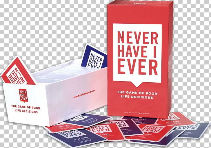 Kings Poker Never Have I Ever Card Game Party Game PNG.