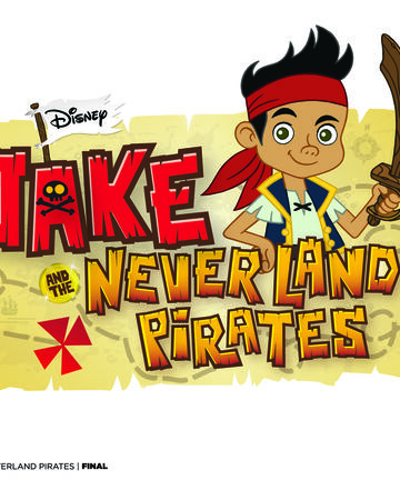Jake and the Never Land Pirates.