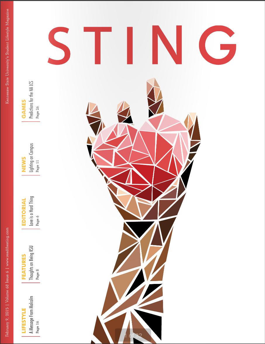 The Sting Magazine.